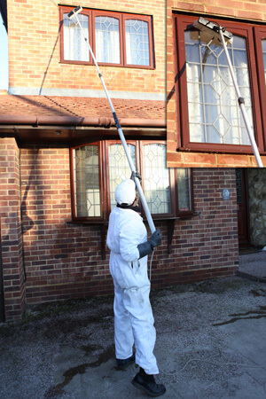 Water Fed Pole Window Cleaning Kent Surrey London
